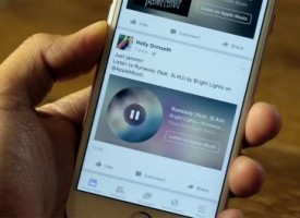 Updated: Your Facebook News Feed is about to get more musical